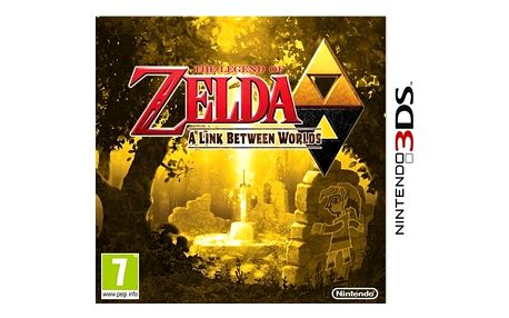 The Legend of Zelda: A Link Between Worlds (3DS) - NI3S7142