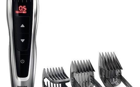 Zastřihovač vlasů Philips Hairclipper series 7000 HC7460/15 černý + Doprava zdarma