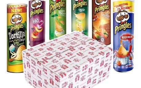 Dárková krabice Pringles