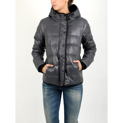 Bunda Replay W7995 Quilted jackets Šedá