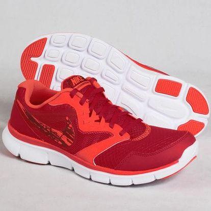 Pánské běžecké boty Nike Flex Experience 3, červené