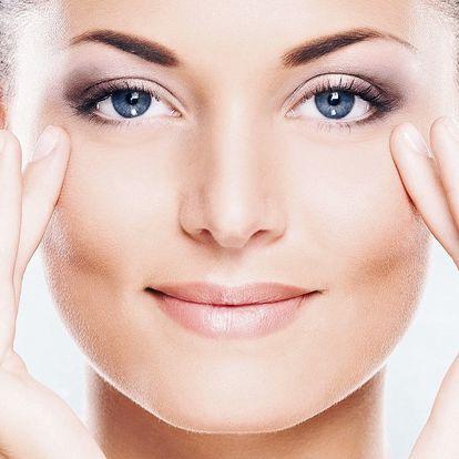 Manuální lifting obličeje a masáž dekoltu