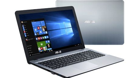 ASUS VivoBook Max X541NA, stříbrná - X541NA-GQ210T