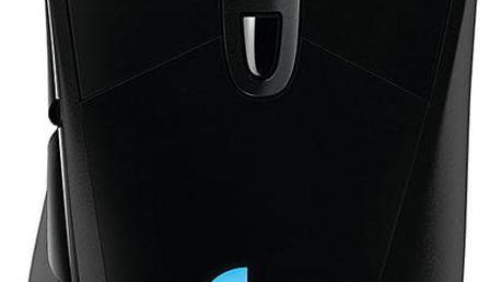 Logitech G703 Lightspeed, černá - 910-005093 + Podložka CZC G-Vision Dark v ceně 200kč