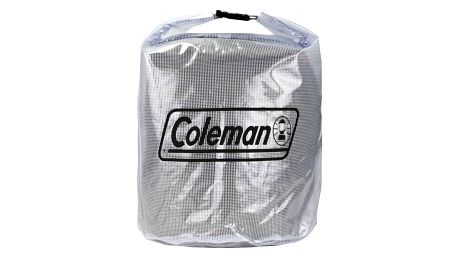 Lodní vak Coleman Dry Gear Bags Large 55l - průhledná