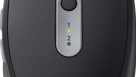 Logitech M590 Silent, černá - 910-005197