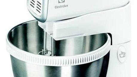 Ruční šlehač s mísou Electrolux ESM3300 bílý/nerez + Doprava zdarma