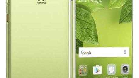 Mobilní telefon Huawei P10 Dual SIM (SP-P10DSZOM) zelený Software F-Secure SAFE 6 měsíců pro 3 zařízení v hodnotě 979 Kč + DOPRAVA ZDARMA