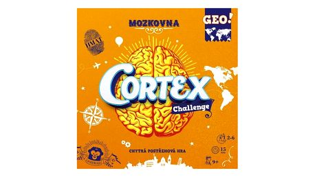 Hra Albi Cortex Geo