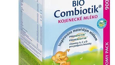 4x HIPP 2 BIO Combiotik (900 g) - pokračovací mléčná kojenecká výživa