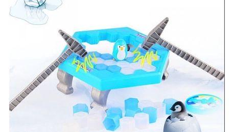 Společenská hra Sundej tučňáka!