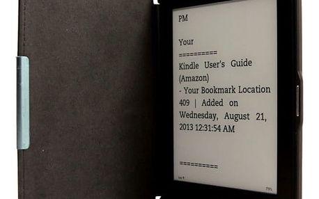 C-TECH PROTECT pouzdro pro Amazon Kindle PAPERWHITE, hardcover, AKC-05, černá - AKC-05BK
