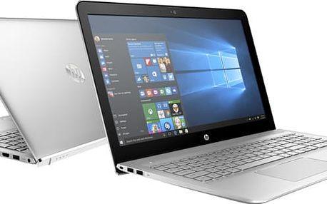 HP Envy 15 (15-as105nc), stříbrná - 2EQ15EA