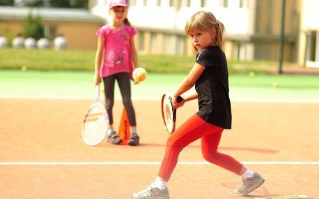 Tenisová škola pro děti od 5 do 15 let