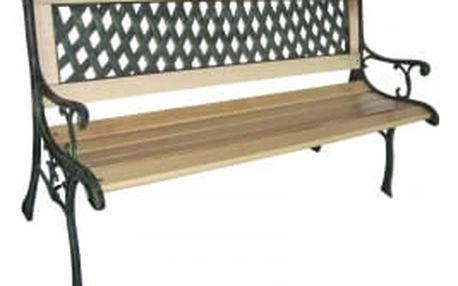 Happy Green Zahradní lavička CLASSIC