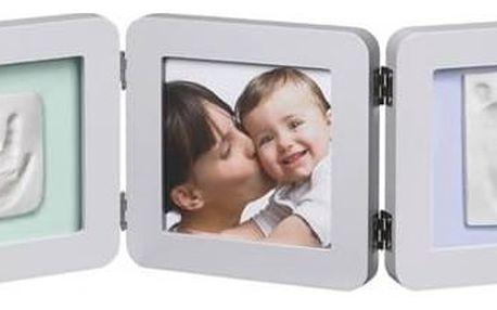 Sada pro otisk Baby Art Rámeček Double Print Frame Pastel + Doprava zdarma