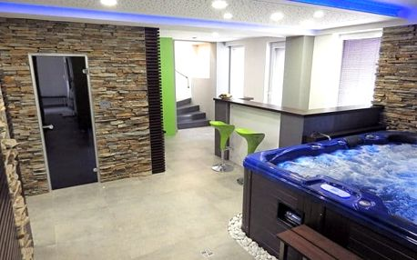 3 až 4denní wellness pobyt pro 2 s polopenzí v hotelu Lucia v jižních Čechách