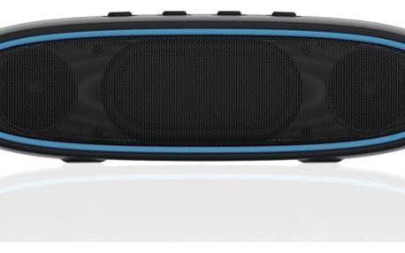Přenosný reproduktor Niceboy SOUNDtube (sound-tube) černé