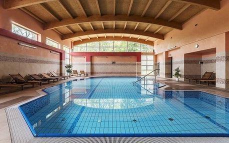 Polsko ve 4* hotelu s wellness a polopenzí