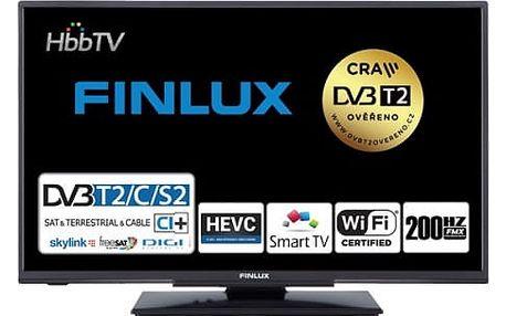 Televize Finlux 28FHB5660 černá