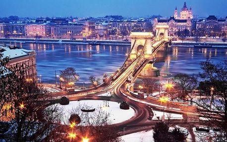 Kouzelná adventní Budapešť s odjezdy z Moravy