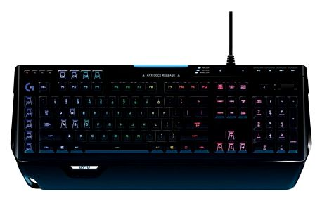 Logitech G910 Orion Spectrum, US - 920-008018