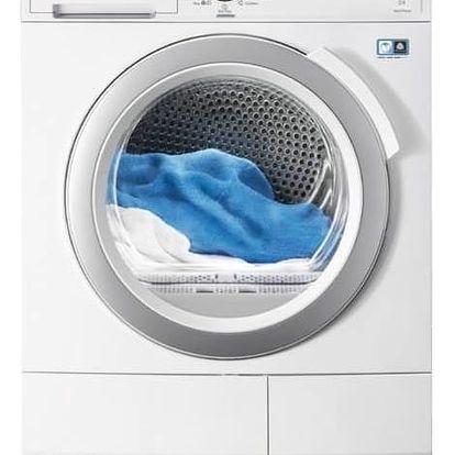 Sušička prádla Electrolux Inspiration EDH3887GDE bílá + Doprava zdarma