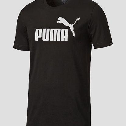 Tričko Puma ESS No.1 Tee Černá