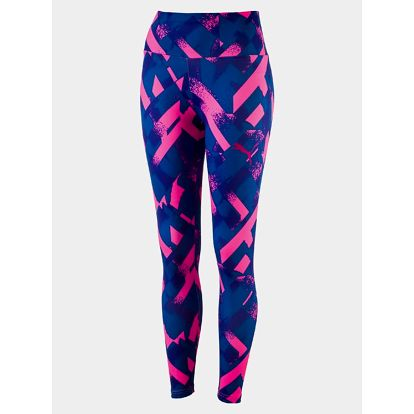 Legíny Puma ELEVATED Legging W Modrá