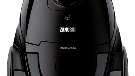 Vysavač podlahový Zanussi ZANCG21EB černý + Doprava zdarma