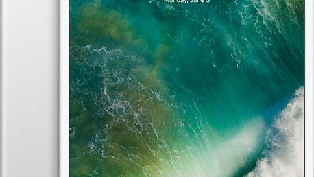 APPLE iPad Pro Wi-Fi + Cellular, 10,5'', 64GB, stříbrná - MQF02FD/A + Zdarma GSM T-Mobile SIM s kreditem 200Kč Twist (v ceně 200,-)