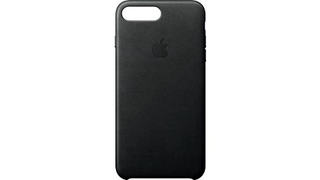 Apple Kožený kryt na iPhone 7 Plus/8 Plus – černý - MMYJ2ZM/A