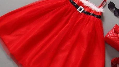 Malé princezničky milují šatičky. Těch není nikdy dost. Nádherné dětské karnevalové šaty.
