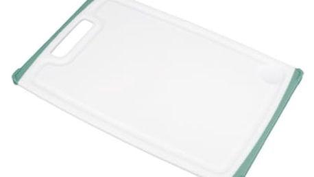 TESCOMA krájecí deska COSMO 36x24 cm, zelená