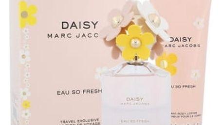 Marc Jacobs Daisy Eau So Fresh dárková kazeta pro ženy toaletní voda 125 ml + tělové mléko 75 ml
