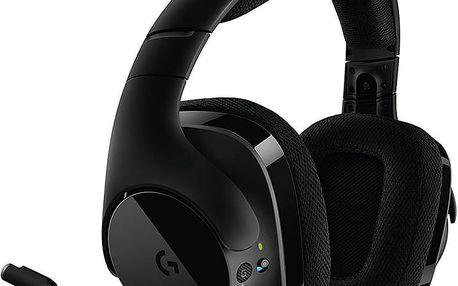 Logitech G533 Wireless (981-000634) černý