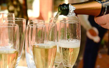 Degustace pro milovníky šampaňského