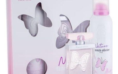 Franck Olivier Nature dárková kazeta pro ženy parfémovaná voda 75 ml + deodorant 200 ml