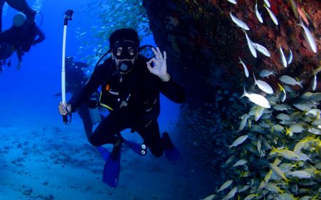 Potápěčský kurz ve volné vodě