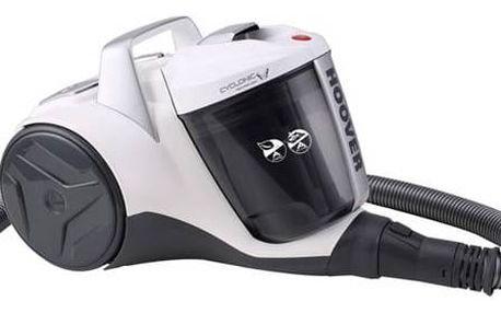Vysavač podlahový Hoover BREEZE BR71_BR10011 bílý + Doprava zdarma