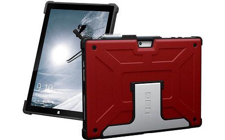 UAG composite case Magma, red - Surface Pro 4 - UAG-SFPRO4-RED