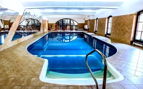 Telč luxusně ve 4* hotelu s bazénem
