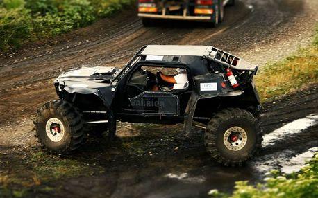 Adrenalinová projížďka v buggy