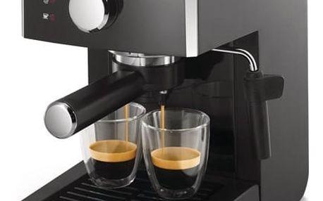Espresso Saeco Poemia HD8423/19 černé