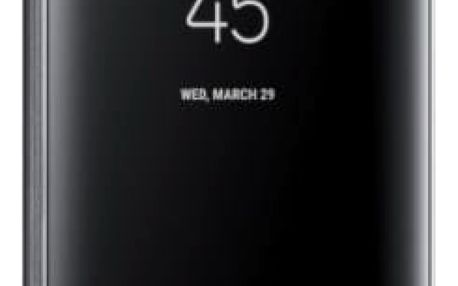 Pouzdro na mobil flipové Samsung Clear View pro Galaxy S8 (EF-ZG950CBEGWW) černé