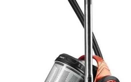 Vysavač podlahový Polti Forzaspira C130_PLUS černý/oranžový + Doprava zdarma