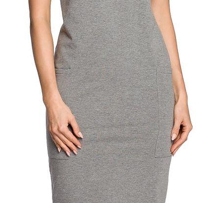 Denní šaty model 94527 Moe S