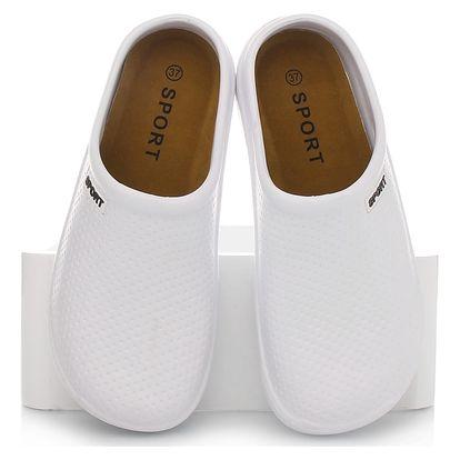 Dámské pantofle 17965WH 38