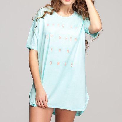 Noční košilka model 56575 Rossli S