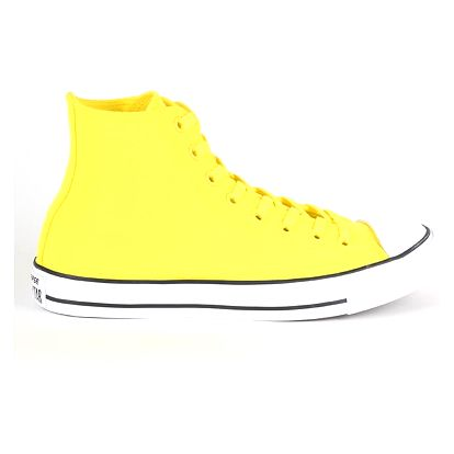 Boty Converse Chuck Taylor All Star HI Perf Ripstop Žlutá